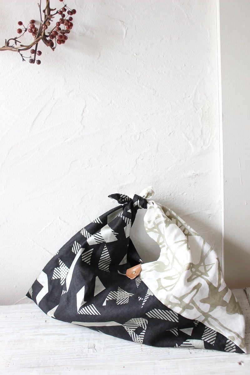 Azuma Bukuro (Japanese Traditional Cloth Bag) | kokka-fabric.com/en