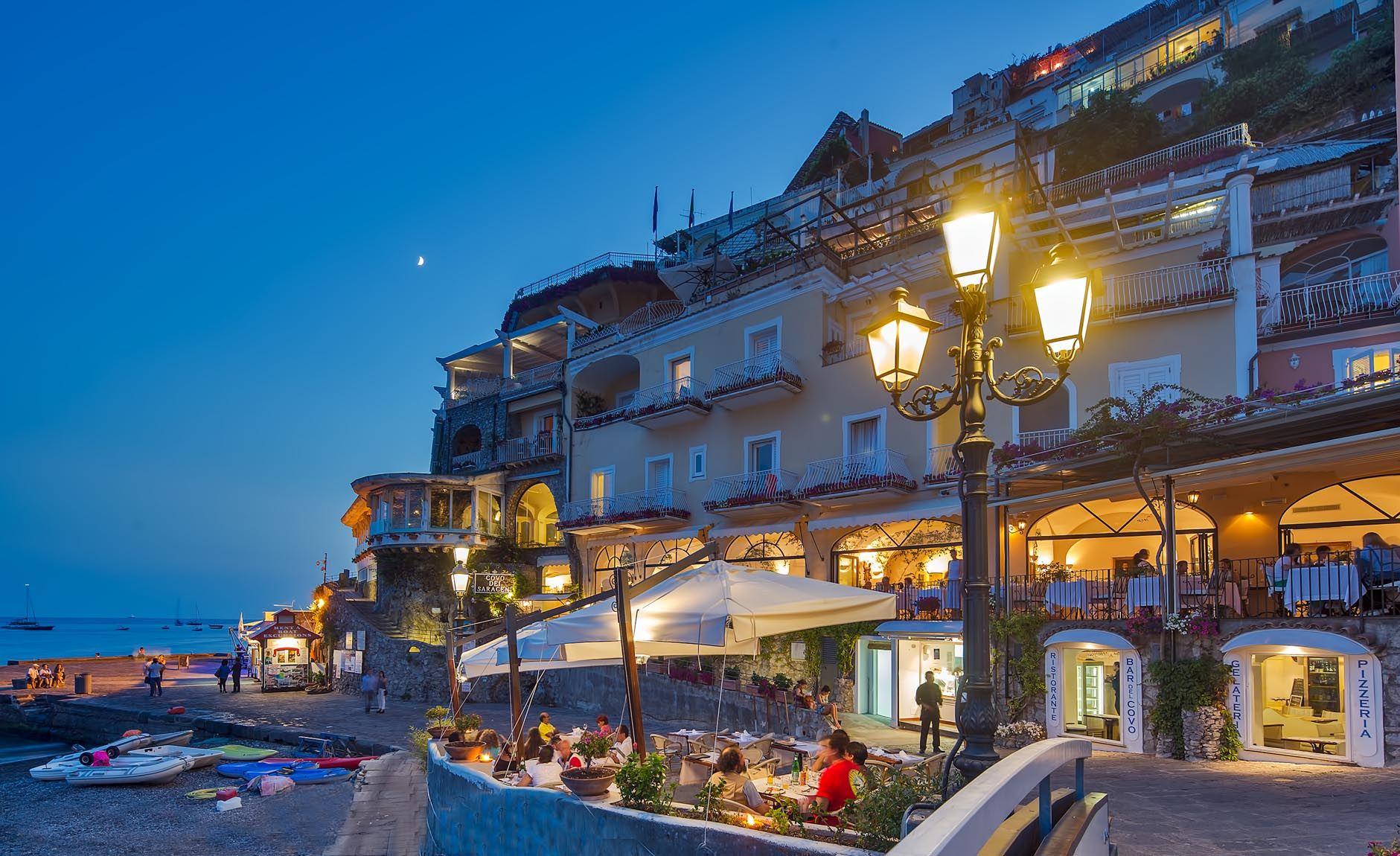 Hotel Covo Dei Saracenipositano Hotels 5 Star Best Luxury Hotels