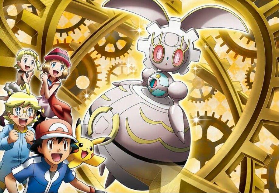 Magearna - Pokémon The Movie