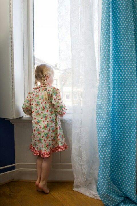 Leuke gordijnen Room Seven - Ideeën meidenkamer | Pinterest ...