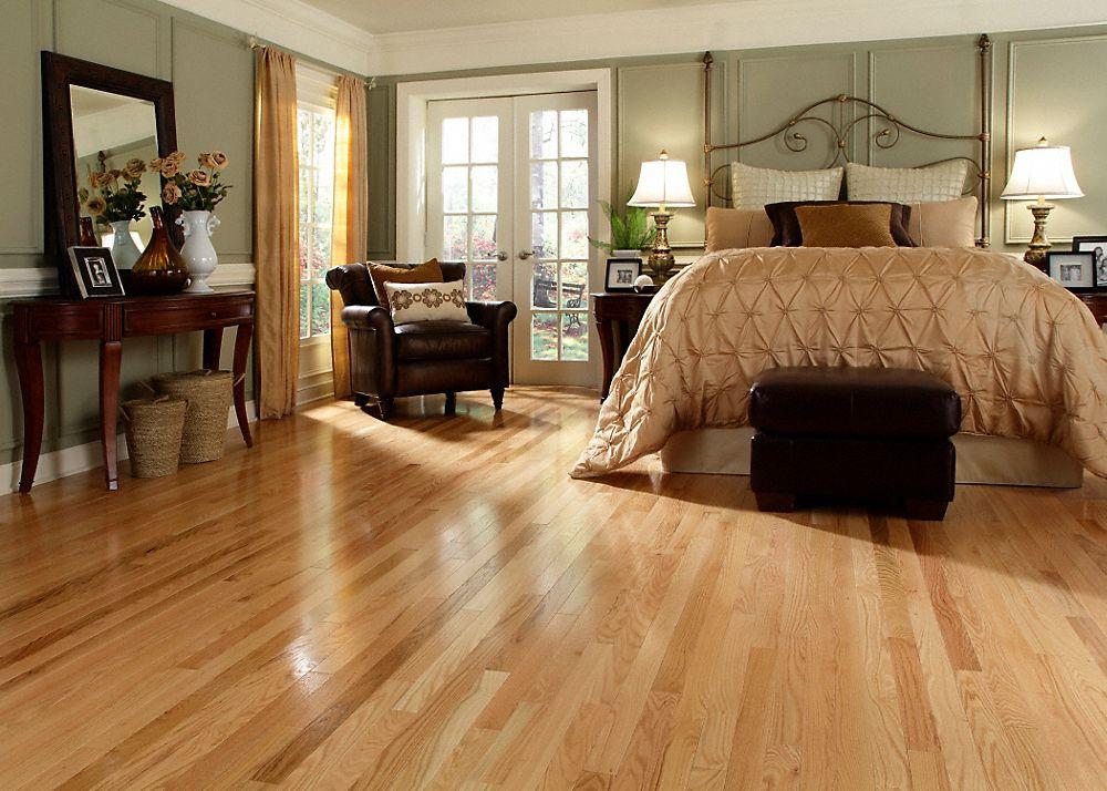 3 4 X 2 1 4 Natural Red Oak Fullscreen Red Oak Floors Diy Wall Decor For Bedroom Oak Bedroom Furniture
