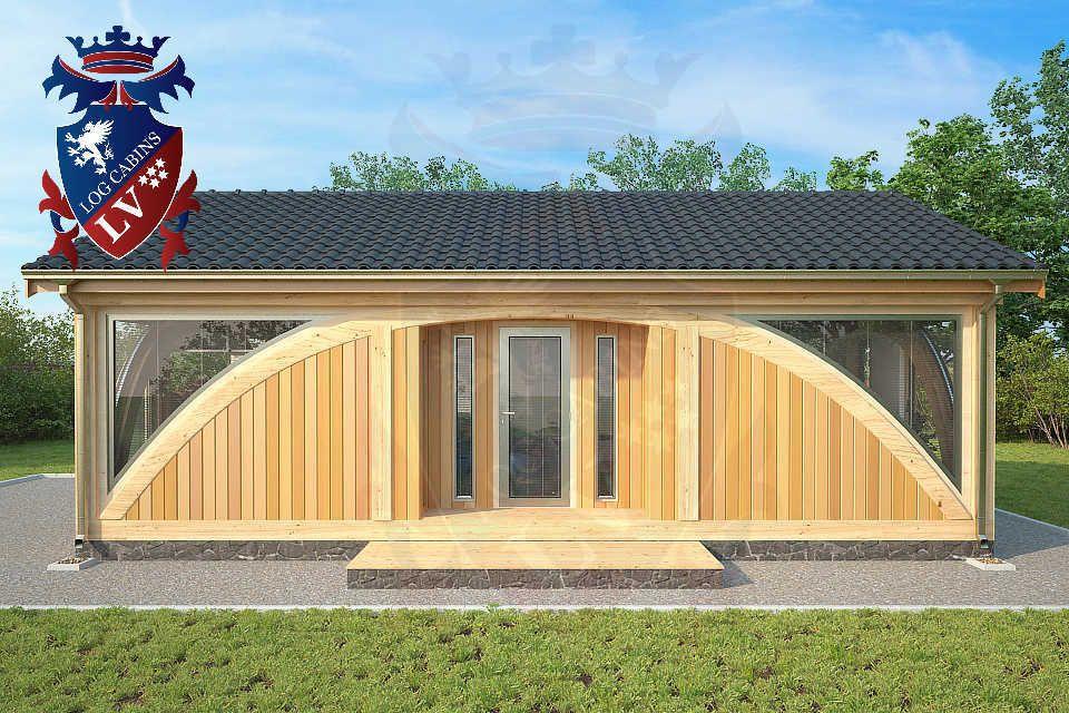 SunShine-Glulam-Timber Frame- 5.5m x 9.0m Garage. Designed by www.logcabins.lv (6)