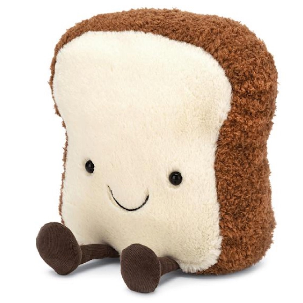 Jellycat Amuseable Toast Medium 11 Cute Stuffed Animals Soft Toy Jellycat