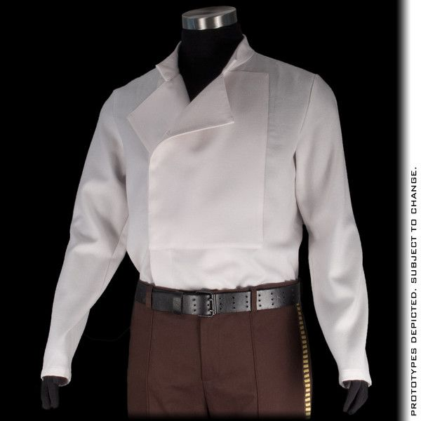 Star Wars Han Solo ESB Empire Strikes Back style JACKET only costume