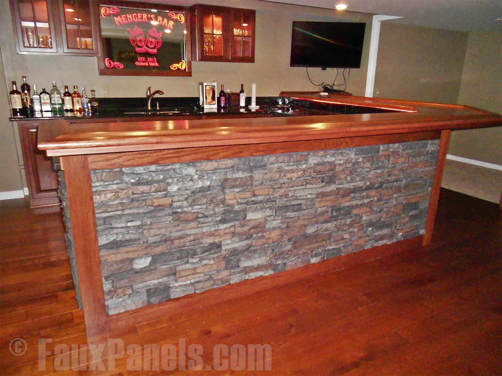 Home Bar Pictures | Design Ideas for Your Home Bar Plans | Basement ...