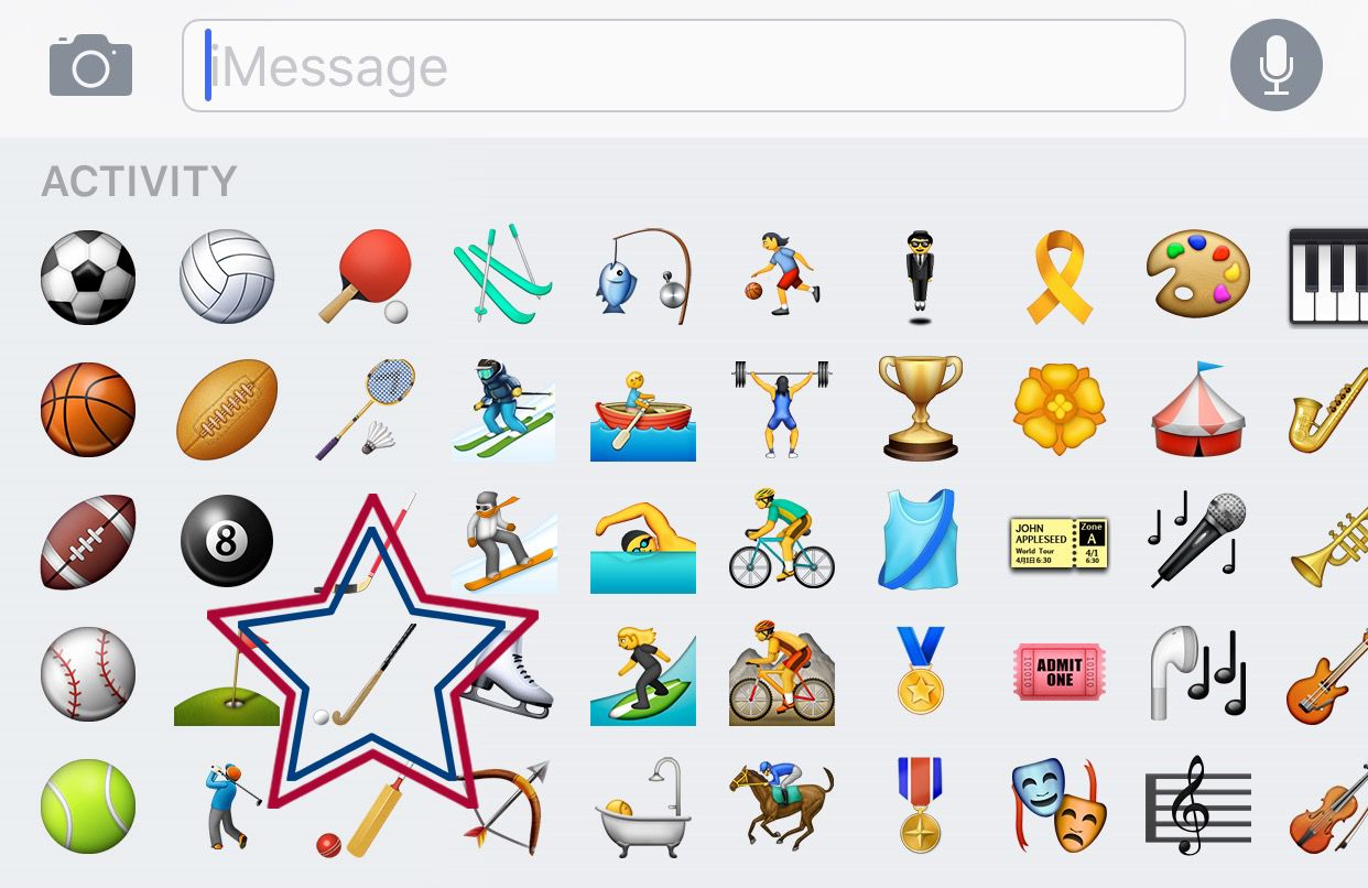 Have You Seen It There Is A New Field Hockey Stick And Ball Emoji Growthegame Field Hockey Sticks Field Hockey New Emojis