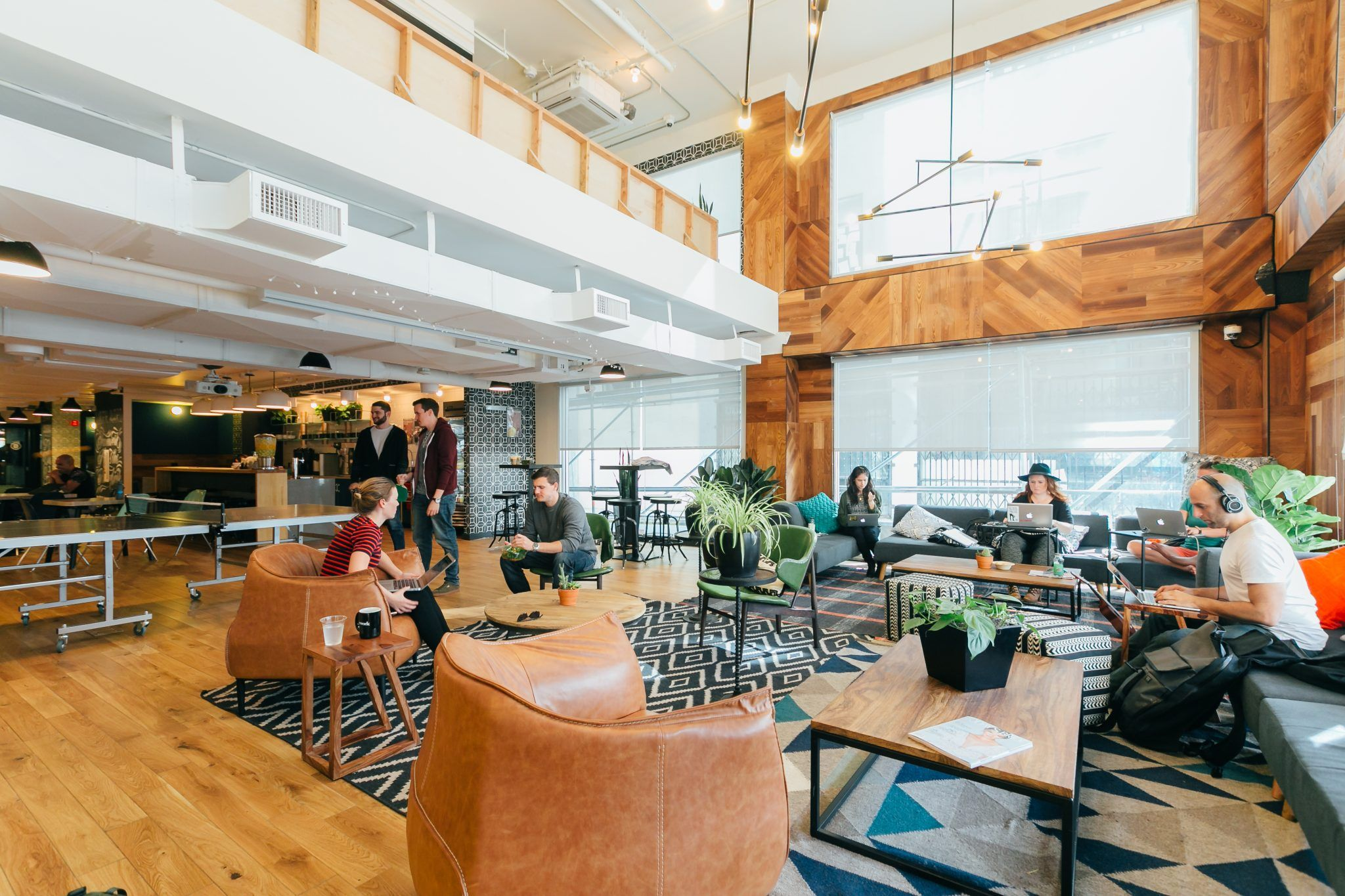 Get Office Space Direct Offices In San Francisco At Affordable Cost For More Information Visit Us At Http Common Area Coworking Civic Center