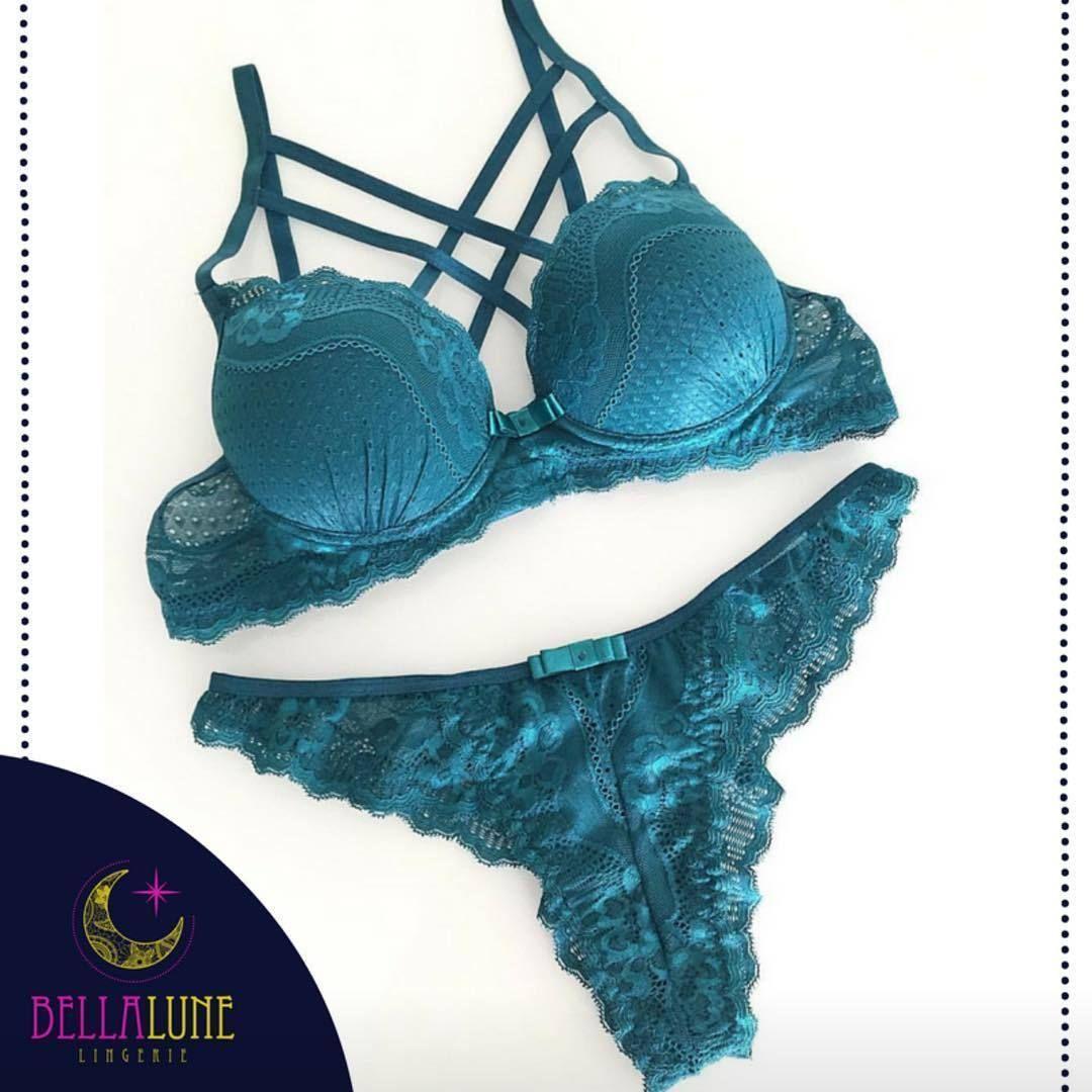Conjunto maravilhoso da Bella Lune Lingerie ! 😍  Tenha esse e outros modelos lindos no seu chá de lingerie!  www.guiaqcqdc.com/bellalunelingerie    #lingerie #chadelingerie