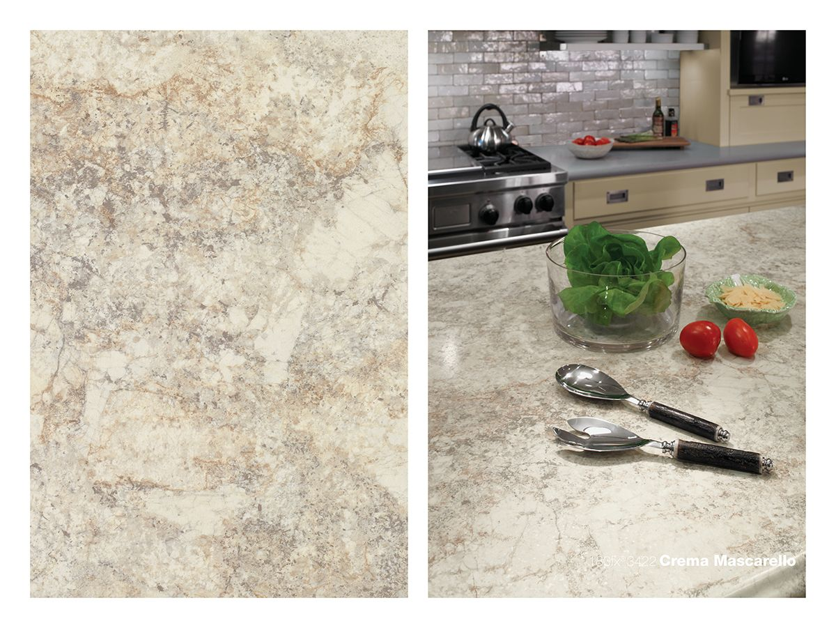 laminate countertops kitchen laminate countertops fx laminate Crema Mascarello is a beautiful neutral color for kitchen countertops