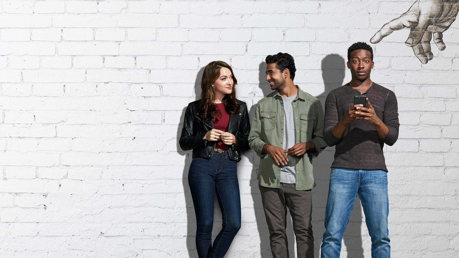 God friended me official site watch on cbs all access in