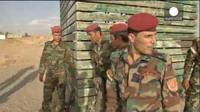 La ministra de Defensa alemana visita el Kurdistán iraquí