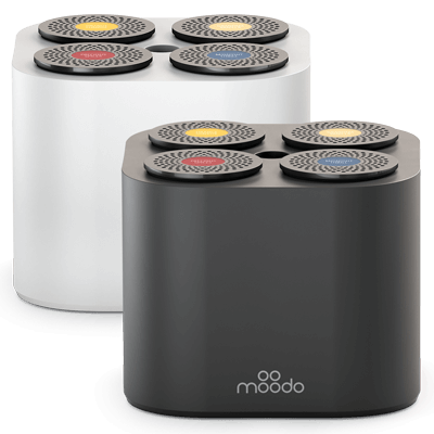 Smart Home Air Scent Machine Moodo Fragrance Diffuser