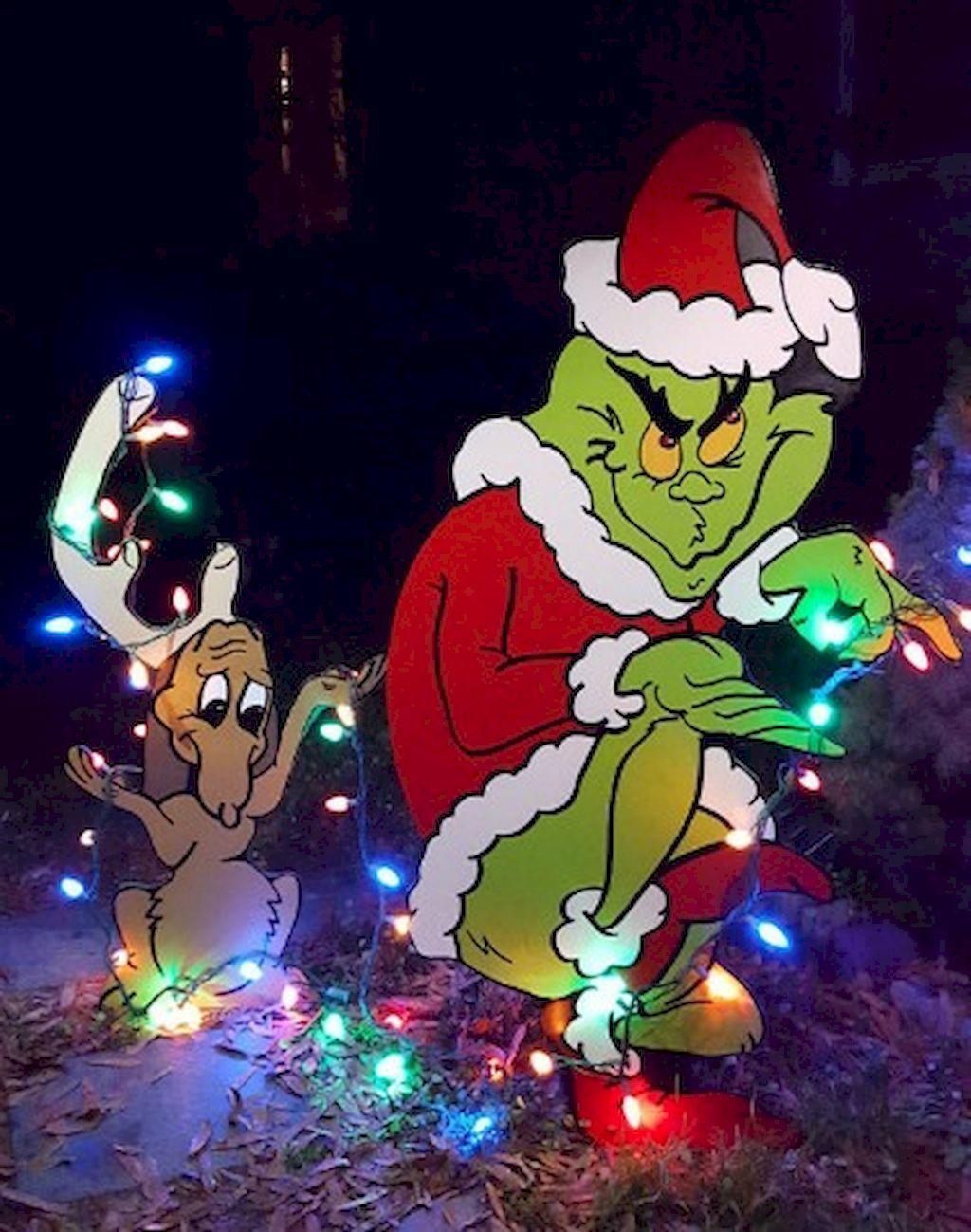 35 Beautiful Christmas Decorations Outdoor Lights Ideas 5