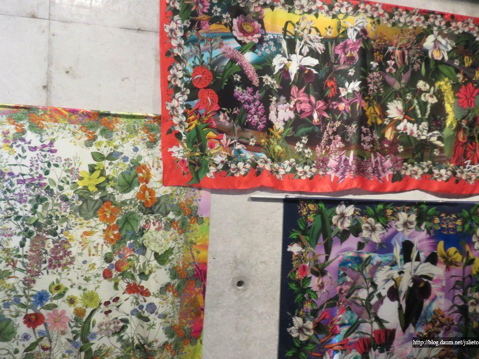일본에서 본 보타니컬 아트 Botanical Art :한국언론의 세대교체 ◆브레이크뉴스◆