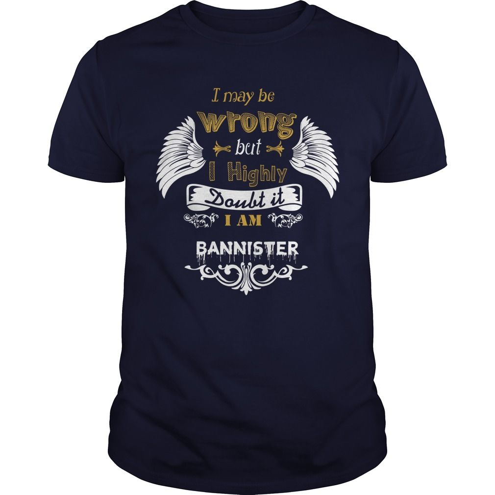 BANNISTER T Shirts, Hoodies. Check price ==► https://www.sunfrog.com/LifeStyle/BANNISTER-102201157-Navy-Blue-Guys.html?41382 $19