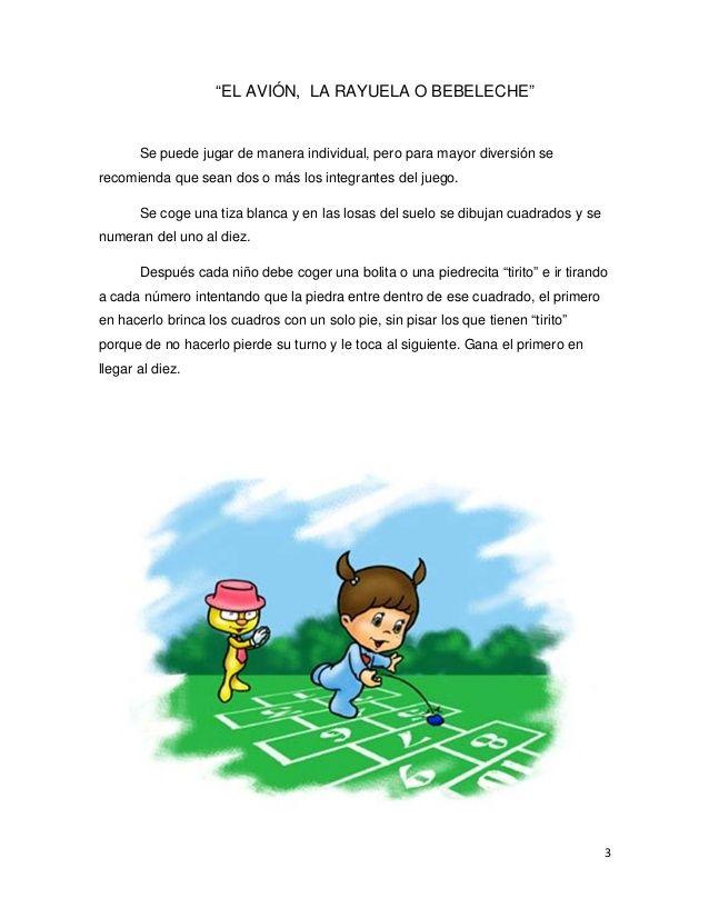 Juegos Infantiles Tradicionales Ideas Pinterest Juegos