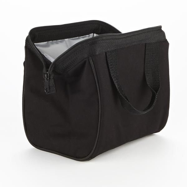 The Downtown insulated lunch bag is compact, and perfect for taking to work or anywhere you will need a healthy lunch or snack. Two short handles allow you to q