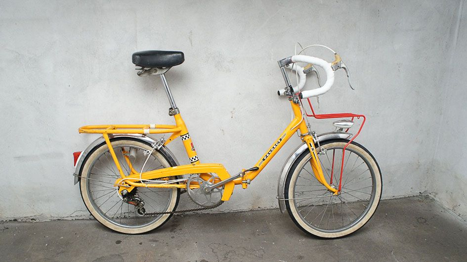 peugeot mini velo // folding bike | revelo *) sold bicycles