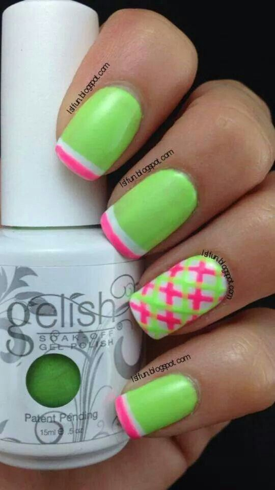 Omg want these | cute nails!!!!! | Pinterest | Diseños de uñas ...
