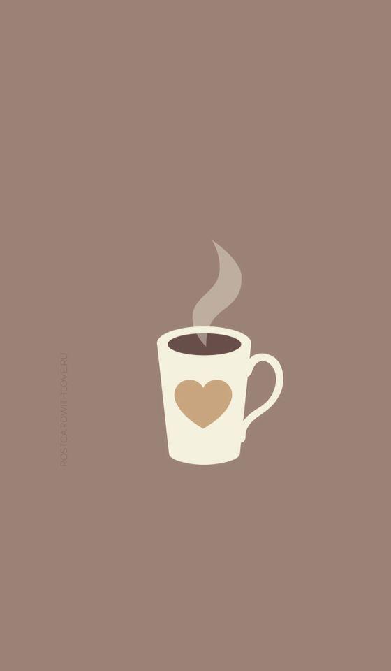 For iphone Coffee wallpaper iphone, Tea wallpaper