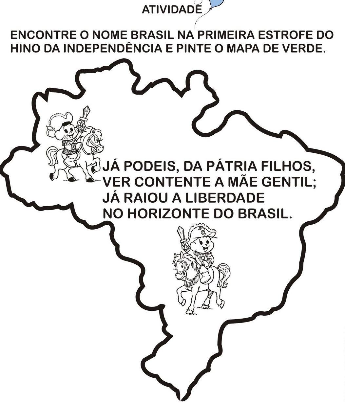 Atividade 7 De Setembro 9 Jpg 1053 1227 Independencia Do Brasil