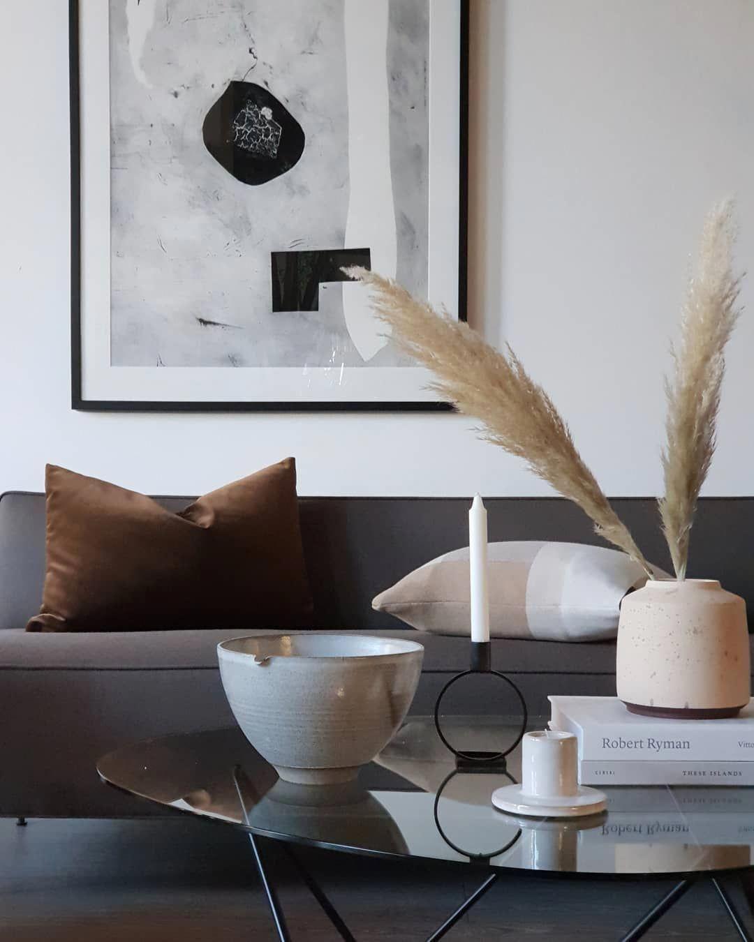 gubi modern line sofa by greta m grossman and pedrera coffee rh pinterest com