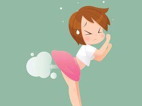 Luft im Bauch: Was hilft gegen Blähungen? - Blähungen, Was..