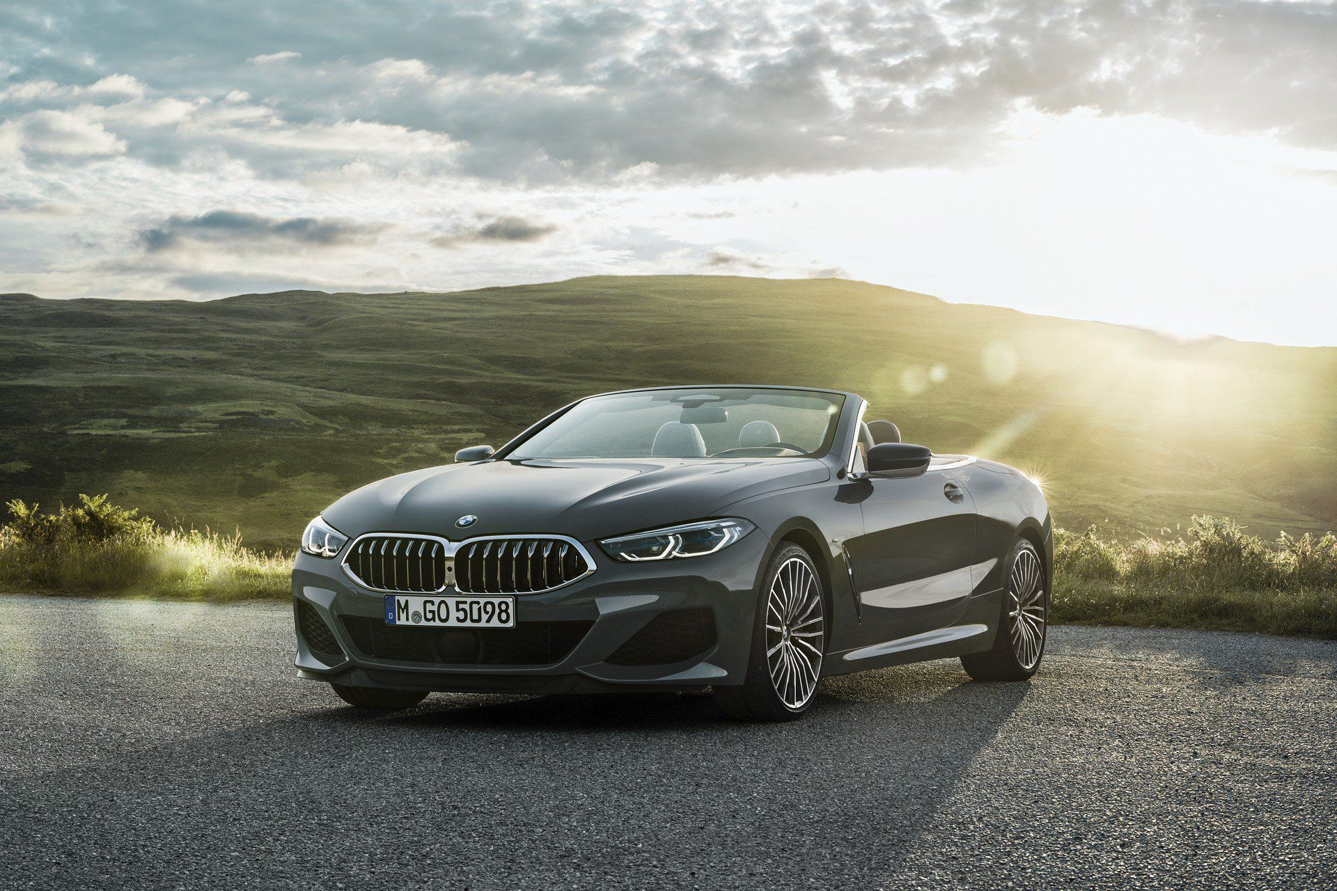 bmw 8 series convertible is official and coming to south africa rh pinterest com