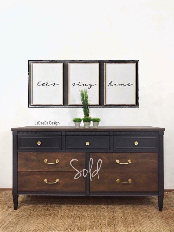 Best Sold Mcm Black Dresser Mid Century Modern Farmhouse 400 x 300
