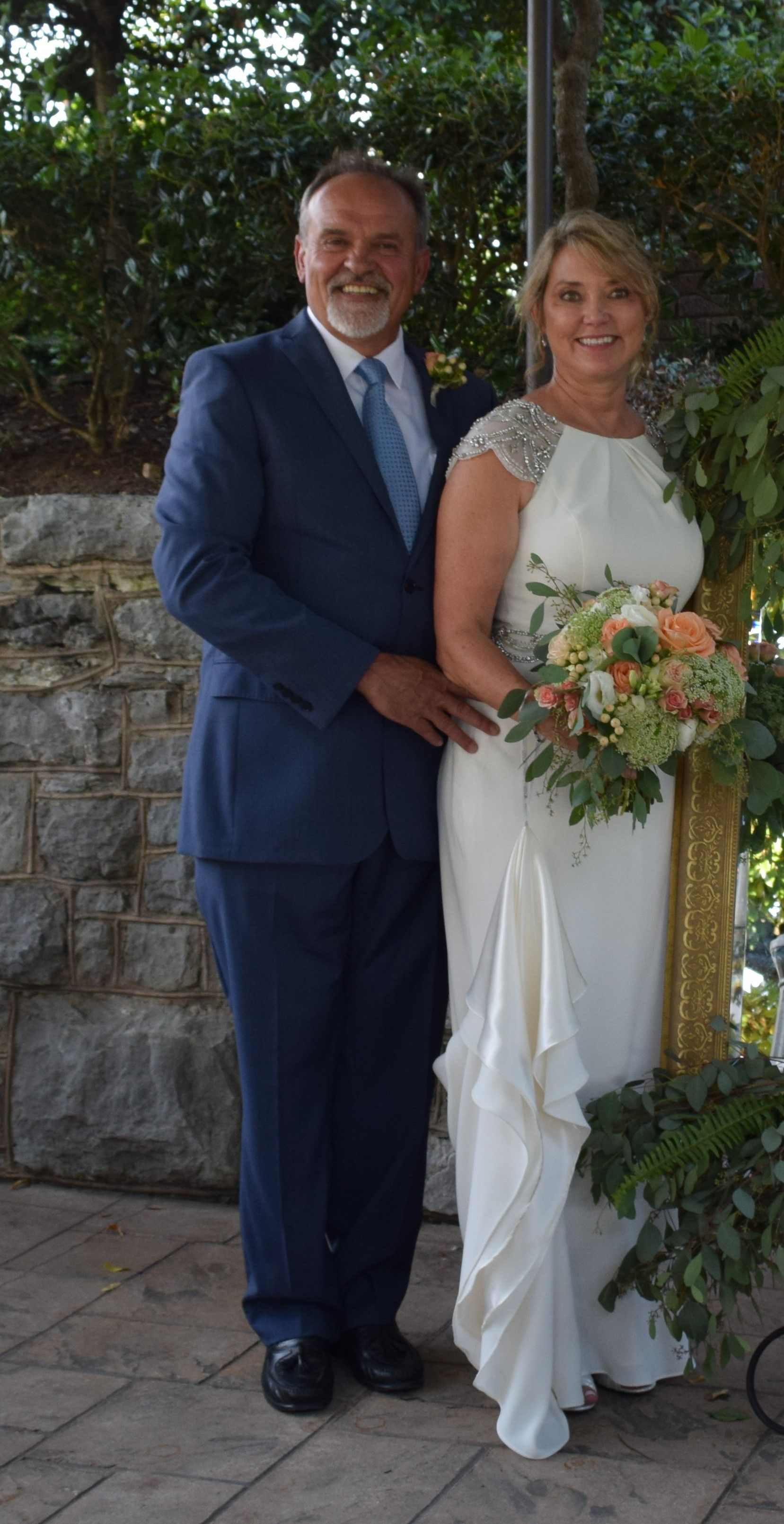 Elegant And Classy Wedding Dress For The Bride Over 50 Or