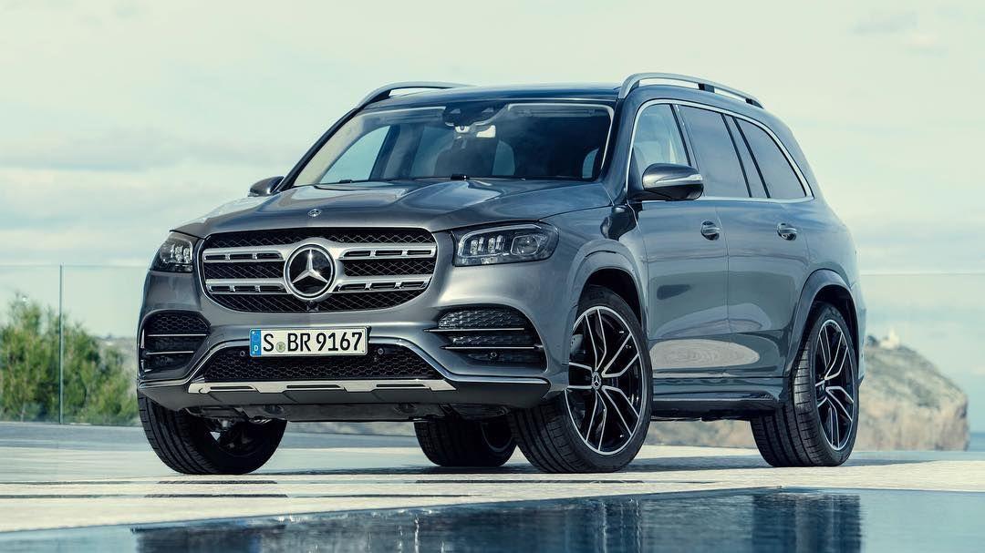 Motor1 Com Di Instagram The 2020 Mercedesbenz Gls Is A 483 Hp