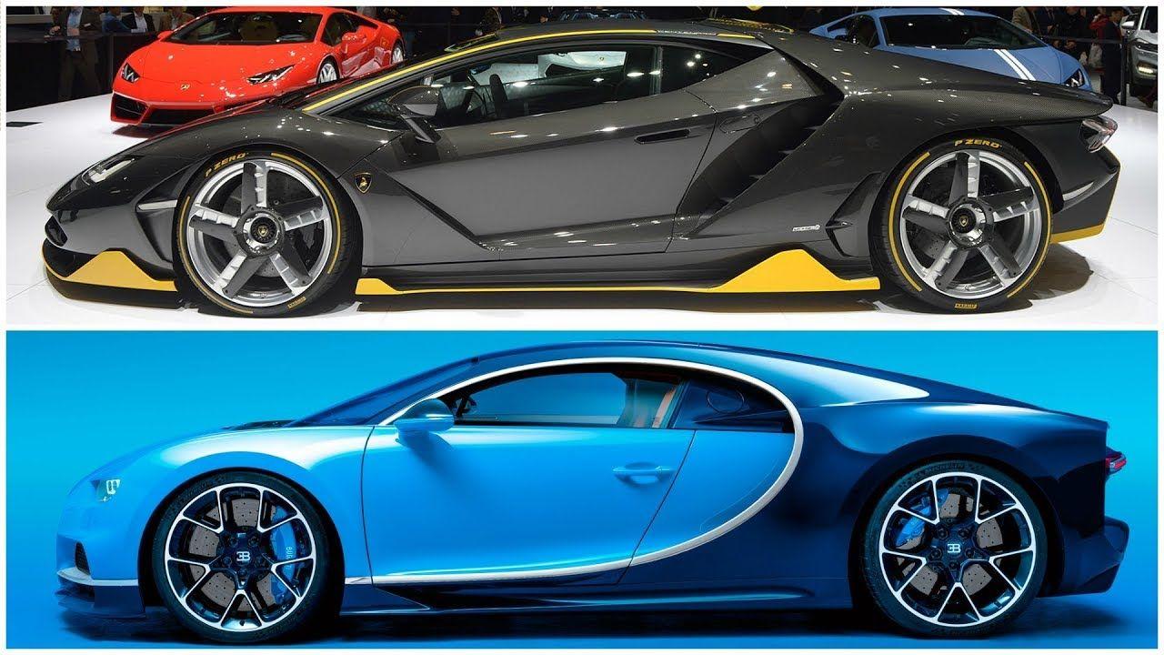 bugatti chiron vs lamborghini aventador super cars super cars rh pinterest com