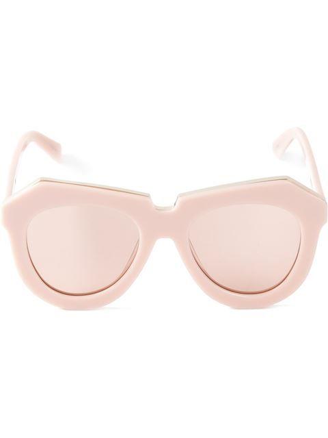 6567b5594113 Karen Walker Eyewear  one Meadow  Sunglasses - - Farfetch.com