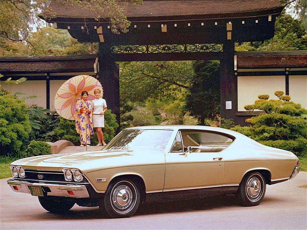 1968 chevrolet chevelle ss american cars chevrolet chevrolet rh pinterest ch