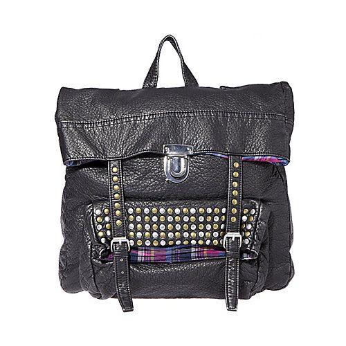 BSTUDPACKS BLACK accessories handbags day hobos - Steve Madden #backtoschool  cute!!!