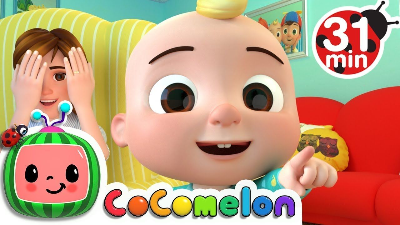 a5a940fbb81 Peek a Boo Song | +More Nursery Rhymes & Kids Songs - Cocomelon ...