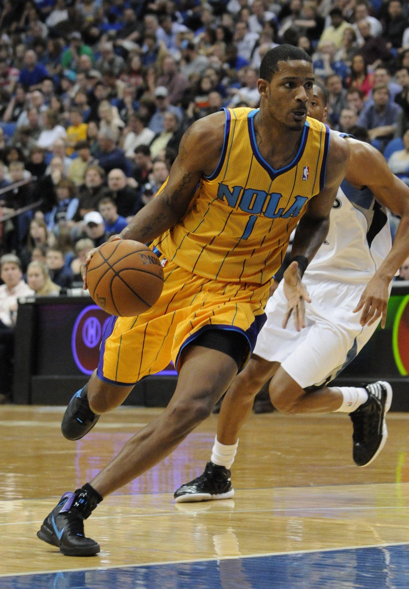 NBA Small Forward Trevor Ariza is of Dominican and Turks and Caicos Islander origin.