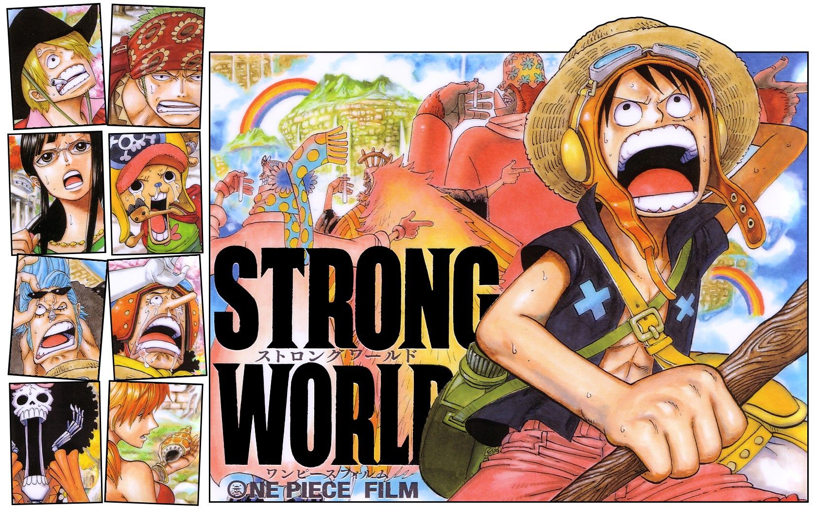 1e6f24117b18c 1680x1050px one piece themed wallpaper for desktops by Bronson Young ...