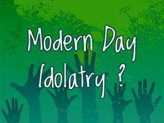 5 Idols Messianics Still Worship Today - oh Abba help us, forgive us!