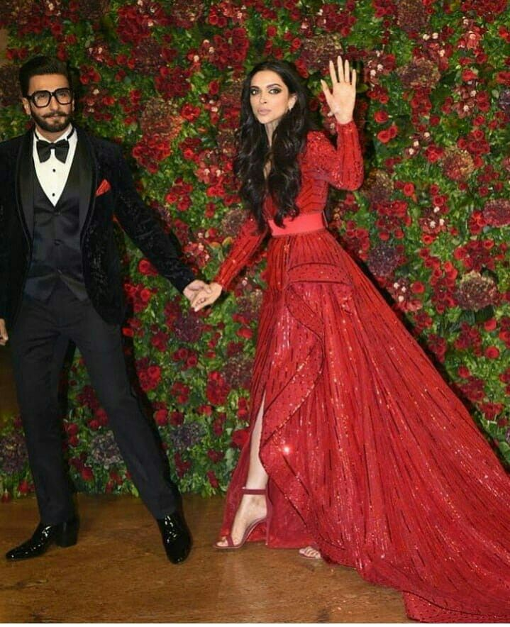Pin by SFFU on #DeepVeer# | Indian party wear, Deepika ...
