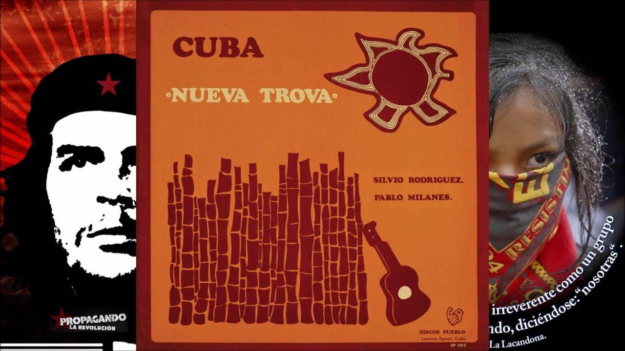 Silvio Rodríguez Pablo Milanés Cuba Nueva Trova 1978 Disco Completo Silvio Rodríguez Comic Book Cover Comic Books