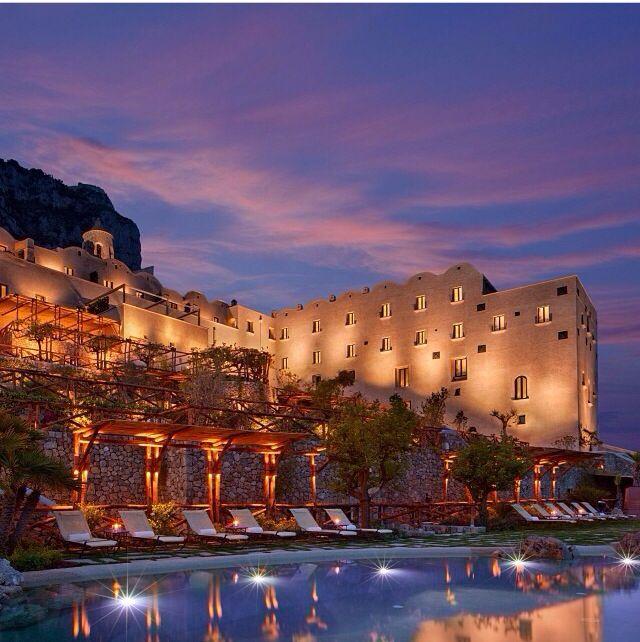 Monastero Santa Rosa Hotel And Spa Conca Dei Marini