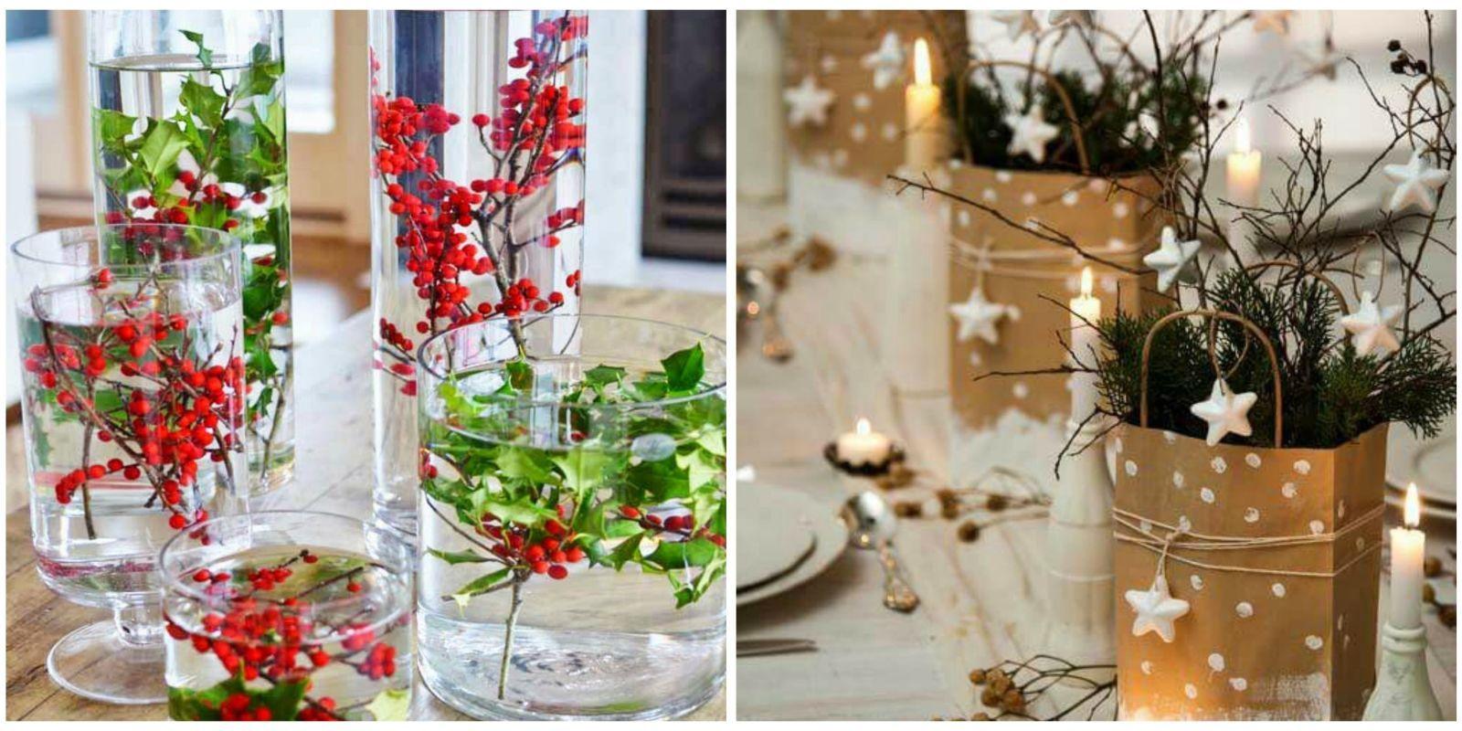 14 Best DIY Christmas Centerpieces Beautiful