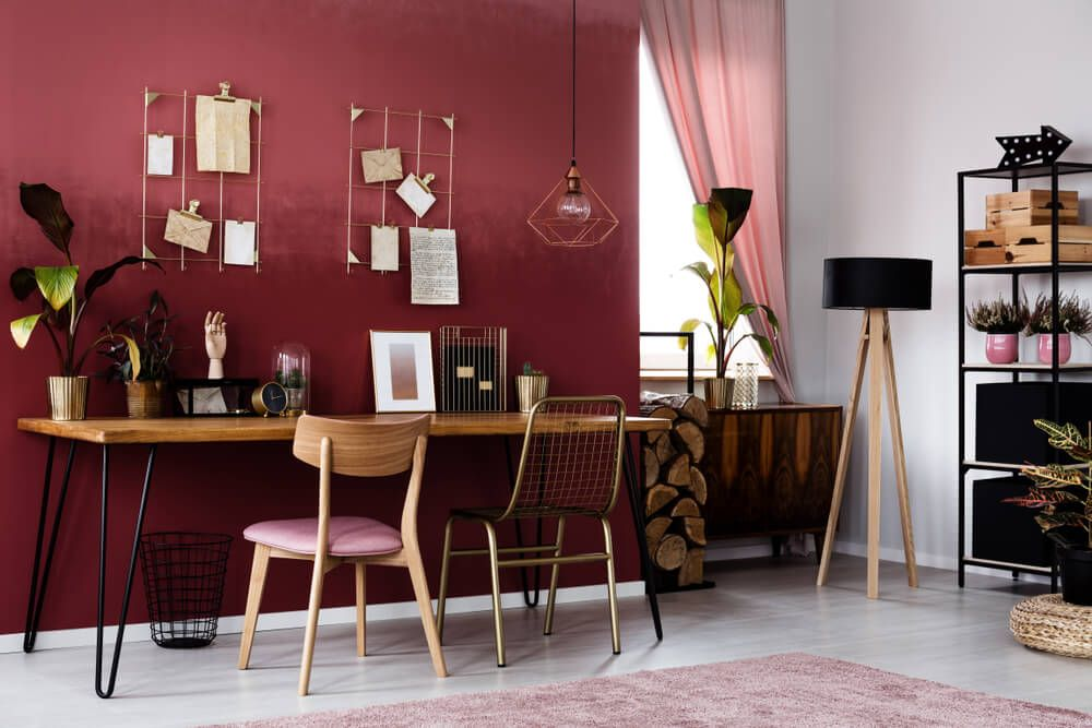 5 ideas for home office color schemes home office colors on home office color schemes id=35298