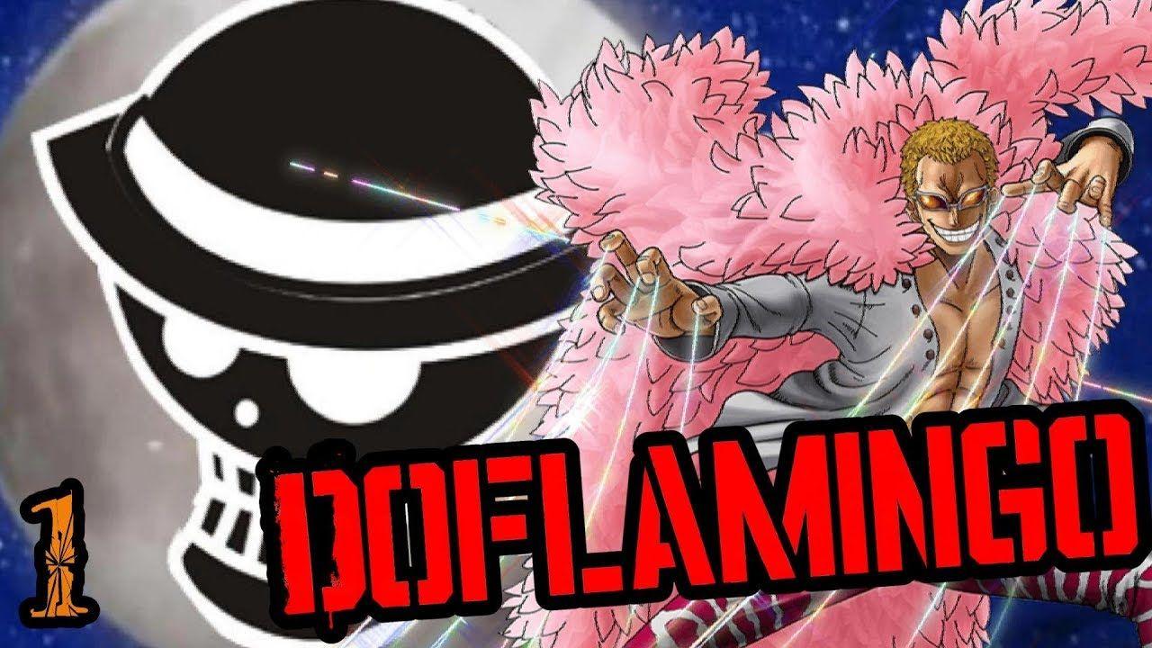 Horoween Best One Piece Villains 1 Doflamingo Villain One Piece Anime