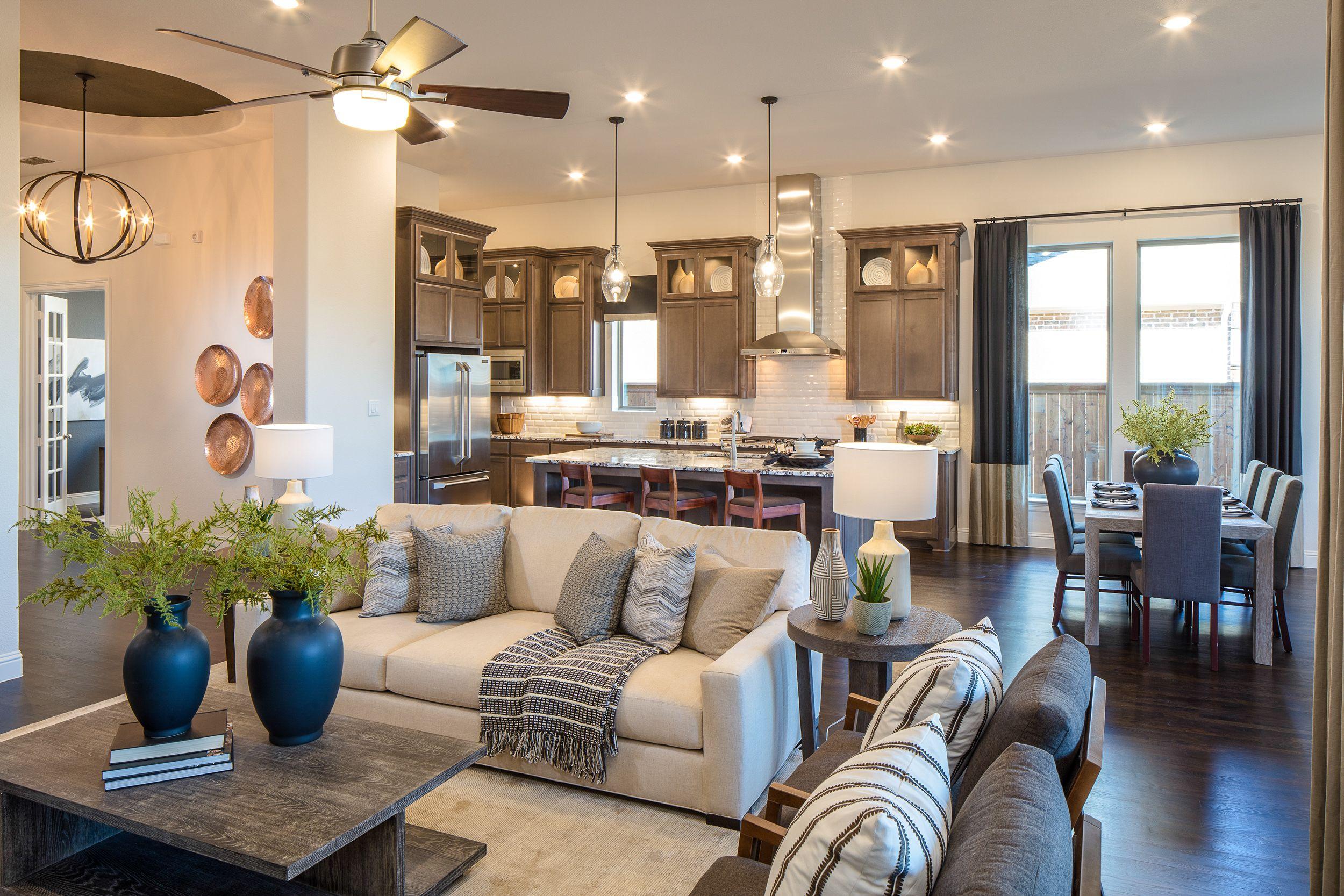 come home to distinct design livingroom kitchen homedesign rh pinterest com