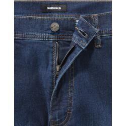Walbusch Herren Ultralight 7 8 Jeans Einfarbig Stone Walbusch In