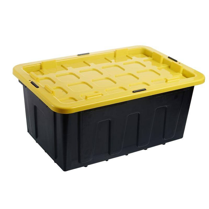 Montgomery 100L Heavy Duty Storage Box  sc 1 st  Pinterest & Montgomery 100L Heavy Duty Storage Box | Storage | Pinterest | Heavy ...