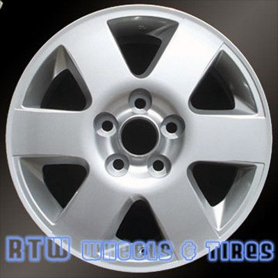 toyota sienna oem wheels 2004 2010 silver 69444 products rh pinterest com