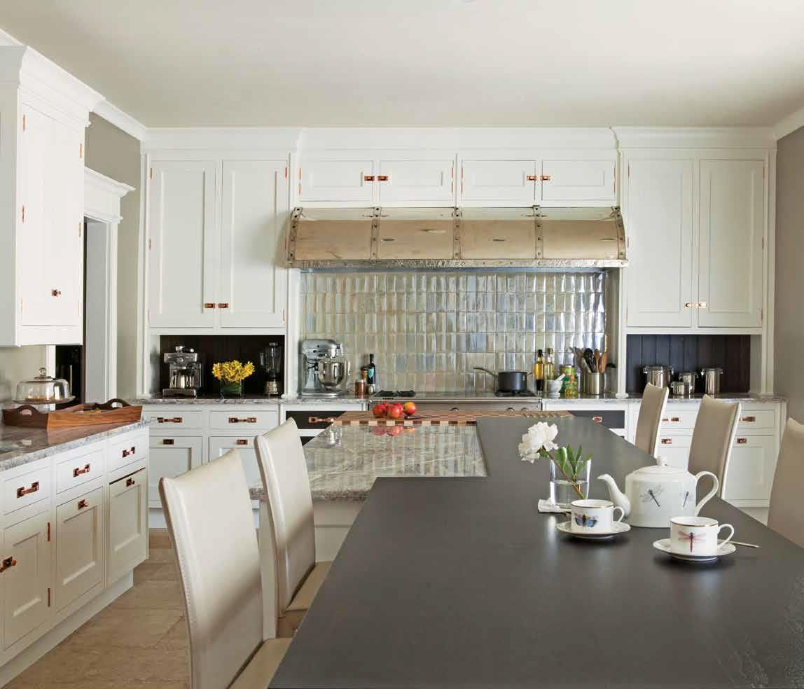 Christopher Peacock Kitchens With White Cabinets Excellent
